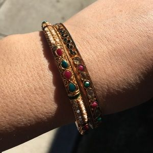 Jewelry - Colorful bangles